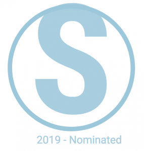 Nominated in 2019 Social Media Awards